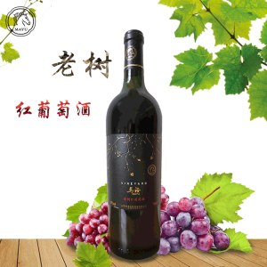 老树红葡萄酒730mL