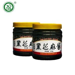 黑芝麻酱230g×2瓶