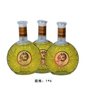 35度养生酒怀府四宝500ml*6瓶