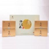 怀姜晶养生茶礼盒装