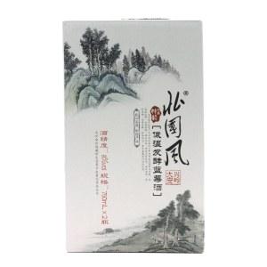 北国风低温发酵蓝莓酒