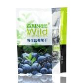 森林果园野生蓝莓蔓越莓果干组合