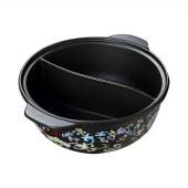 陶瓷养生鸳鸯锅
