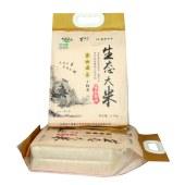 大瑭星火兰山云朵有机生态大米-小粒香4.5KG袋装