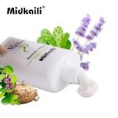 Midkaili 野葛根美胸紧致按摩乳 清爽滋润容易吸收 发货绿色图标瓶子150ML