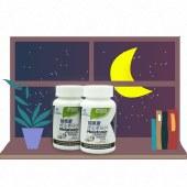康迈喜褪黑素维生素B6片60片,改善睡眠 失眠 睡得好才健康