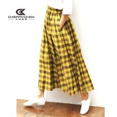 乔利凯恩格子裙