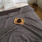 天竺棉盖垫两用被