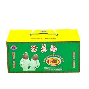 巧彝妹礼盒装竹荪面850克×3袋
