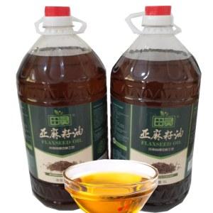 5L亚麻籽油