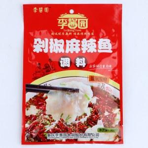 剁椒麻辣鱼调料150g/袋*5(10.8元/袋)
