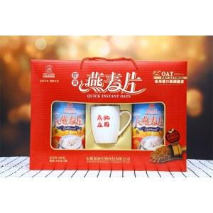 燕麦片礼盒