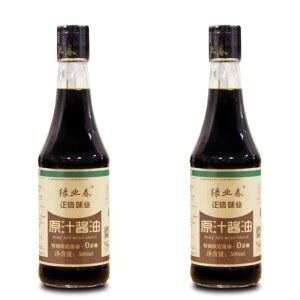 绿业春 原汁酱油