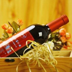 首园野生蓝莓冰酒  6瓶装