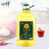 山神山茶油 纯正茶籽油4L 食用油 物理压榨