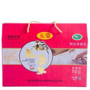 五常稻花香粥米