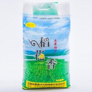 五常纯稻花香编织袋10kg