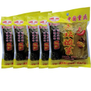 川叶老坛酸菜