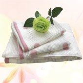 珠珠 圆点 毛巾 浴巾 组合