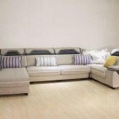 A-06号棉麻布沙发