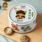 蘑菇妈妈素斋花菇酱
