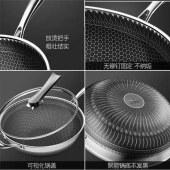 不锈钢聚能锅