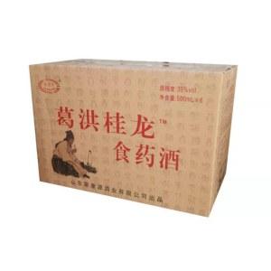 葛洪桂龙酒