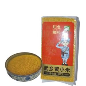 黄小米    400g*6      真空包装