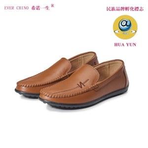 【希诺一生 EVER CHINO】 男款商务休闲鞋C0711