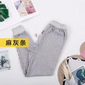 纯棉印花男裤