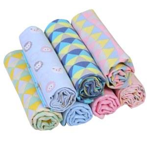 纱布宝宝盖巾