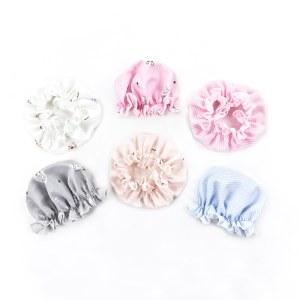 纯棉纱布婴儿帽