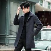 1963毛呢大衣男