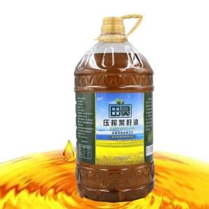 5升压榨菜籽油