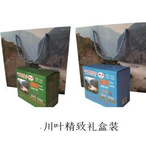 川叶精致礼品盒榨菜混合装