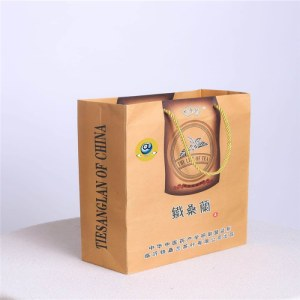 铁桑兰 茶