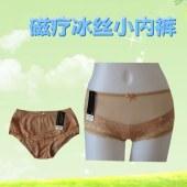 康尔磁  磁疗冰丝小内裤
