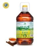 陆师傅小榨菜籽油五升