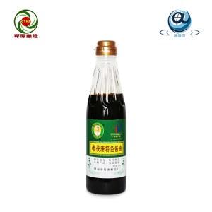参茯康特色酱油(塑料瓶500ml*2瓶)