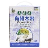 有机大米(稻花香)2.5kg