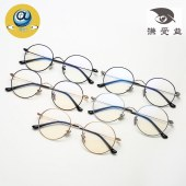 防蓝光圆款眼镜C2