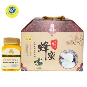 黑蜂天然成熟蜂礼盒装