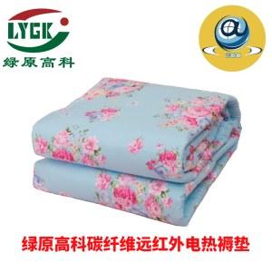 绿原高科碳纤维远红外电热褥垫  两人 1.5M*1.9M