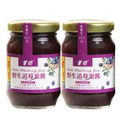 首园野生蓝莓果酱