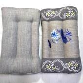 庆阳刺绣(陇绣)颈椎保健枕