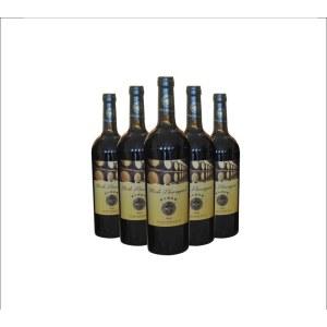 美的庄园橡木盒干红葡萄酒(4瓶)