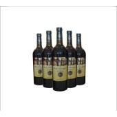 美的庄园橡木盒干红葡萄酒(6瓶)
