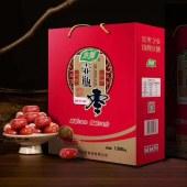 壶瓶枣礼盒