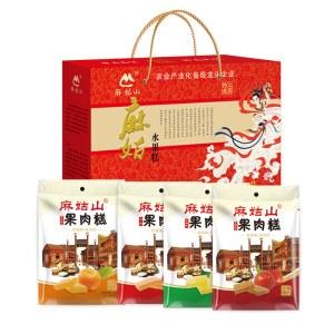 【2盒装】麻姑山水果糕果冻大礼包