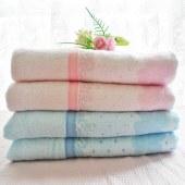 节节高竹纤维毛巾毯盖被